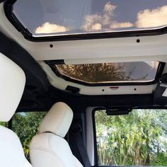 Customize your vehicle with our JeeTops™ sunroofs for the Jeep Wrangler, Wrangler Unlimited, and Jeep Gladiator. Cure the blues when you need to put a top on your Jeep. Jeep Rubicon, Jeep Wrangler Jk, Jeep Wrangler Upgrades, Jeep Wrangler Camping, Jeep Jku, Jeep Wrangler Unlimited Accessories, White Jeep Wrangler Unlimited, Jeep Wrangler Interior, Jeep Wave