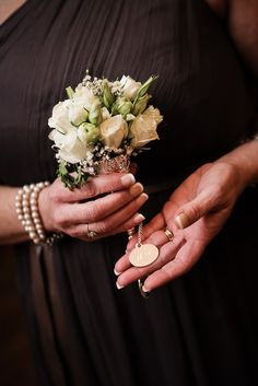 beautiful mother of the bride flowers | Bridal