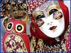 Resultado de imagen para mascaras europeas