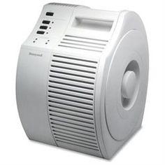 Honeywell Quietcare 17000 Air Purifier - 168 Sq. ft. - White