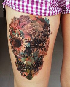 Design by Ali Gulec,done at Elvin Tattoo,Singapore. Elvin Tattoo:https://www.facebook.com/Elvintattooart
