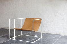 Muller van Severin, a furniture project by Fien Muller and Hannes van Severen, Belgium