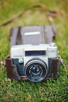 Nikkorex Auto 35 #vintage #camera