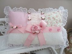 Pillows - 5th village Sewing Projects, Coin Purse, Tulle, Cushions, Throw Pillows, Pretty, Ideas, Cool Ideas, Toss Pillows