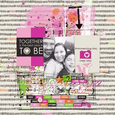 Layout created with Everyday Has A Story Bundle by River Rose, Studio Basic and Two Tiny Turtles