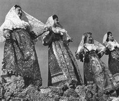 Calabria Costumi tradizionali ad Altomonte   #TuscanyAgriturismoGiratola
