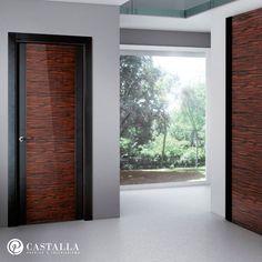 Puerta de Interior | Modelos Minerva | Serie Imagin | Puertas Castalla Interior Doors, Windows, Models, Wardrobes, Wood, Internal Doors, Window, Ramen
