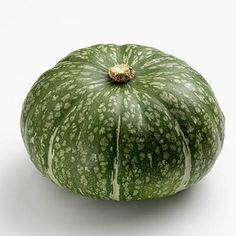 Kabocha: This type of #squash is also known as #JapanesePumpkin and is great with a spicier #recipes or roasted on its own. #fallharvest #autumn | Health.com