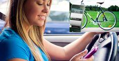 #WhatsApp prohibida al volante. ¿Y al manillar? ¡También! En el #blog