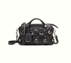 Fendi By The Way bag part of the Fendi Black Edition capsule collection.