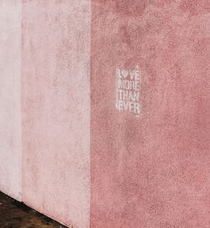 Marble Effect Wallpaper, Favorite Words, Creative Words, Street Art, The Neighbourhood, I Am Awesome, Valentines, Pink, Public