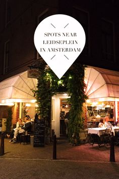 """Want to grab a bite near Leidseplein, but do not want to end up in a wrong touristic place? Go to http://www.yourlittleblackbook.me/leidseplein-in-amsterdam/?utm_content=bufferf88e2&utm_medium=social&utm_source=twitter.com&utm_campaign=buffer to find the 20 spots you dó want to visit there! Planning a trip to Amsterdam? Check http://www.yourlittleblackbook.me/?utm_content=buffereee39&utm_medium=social&utm_source=twitter.com&utm_campaign=buffer & download """"The Amsterdam City Guide app"""" for…"""