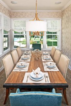The dining room design experts at HGTV share 30 tips for creating a stylish dining room to share with family and friends. Family Dining Rooms, Country Dining Rooms, Dining Room Sets, Dining Room Design, Dining Room Furniture, Furniture Ideas, Wood Table, Dining Table, Dining Area