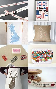 Best of British by Nathalie Ballantine on Etsy--Pinned with TreasuryPin.com