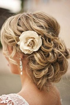 nice Hottest Wedding Hairstyles for Your Big Day