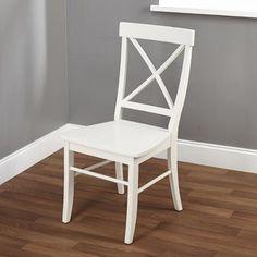Easton Crossback Chair, Multiple Colors - Walmart.com