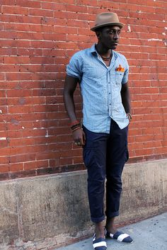 Complex Street Style | Joshua Kissi of Street Etiquette by williamyan, via Flickr