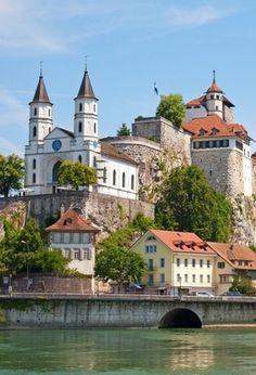 Aarburg Castle, Zurich, Switzerland