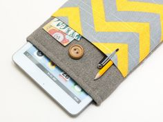 Kindle fire hdx/hd case cover. Samsung galaxy tab 3 by BluCase, $22.90  Such a cute little case with a pocket and everything!