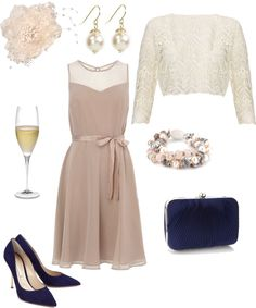 """Sunday Afternoon Wedding"" by efel-love on Polyvore"