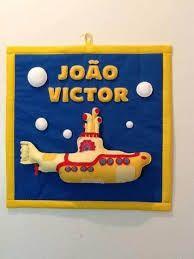 Resultado de imagem para decoração yellow submarine baby