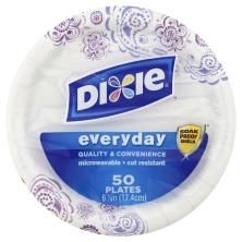 Dixie Everyday Paper Plates, 10 220 Count, 5 Packs of 44 Plates, Dinner Size Printed Disposable Plates Paper Bowls, Paper Plates, Paper Cups, Disposable Plates, Mega Pack, Food Service Equipment, Quick Snacks, Christmas Crafts For Kids, Christmas Ideas