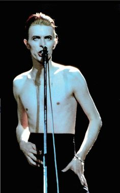 The Thin White Duke Bowie (1974-76) David Jones, Major Tom, Music Icon, Anthony Kiedis, Lauryn Hill, Angela Bowie, Andy Warhol, Duncan Jones, Musica Popular
