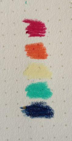 Palette refinements