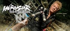 Wornstar Clothing - Clothing For Rock N Roll