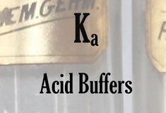 How to use the Acid Dissociation Constant in Calculations for Acidic Buffers. Our lesson walks you through typical exam style questions, and explains how to get the answers and what gets the marks. A Level Chemistry Revision, Ap Chemistry, Study Board, Dissociation, Walks, How To Get, This Or That Questions, Education, Learning