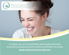 Feliz día de la Mujer! Contáctenos y recibe un 20% de descuento especial. http://ninacontrerascmf.com/location/