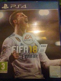 FIFA 18 RONALDO EDITION. YEAH!!!
