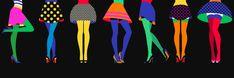 Malika Favre: Ilustraciones llenas de color y simpleza!   Undermatic