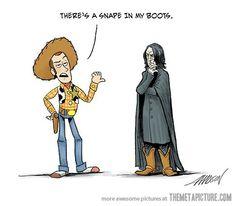 Bahahaha! Perfect
