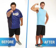 'The Biggest Loser' contestant Jeff Nichols lost 181 pounds!