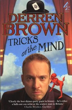 Tricks Of The Mind by Derren Brown - My first taste of mnemonics and memory palaces. Absolutely brilliant.
