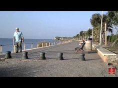 Una solución para la playa de Costacabana. Vol 3: El Camino de la Ribera. - YouTube