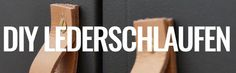 DIY Ledergriffe / Lederschlaufen für PAX und Co. Super einfaches DIY auf www.mintundmeer.de