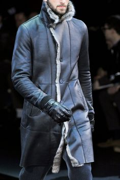 Fall 2014 Menswear Emporio Armani