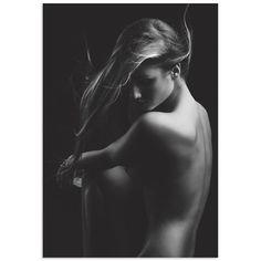 Metal Art Studio 'Sensual Beauty' by Martin Krystynek Photographic Print