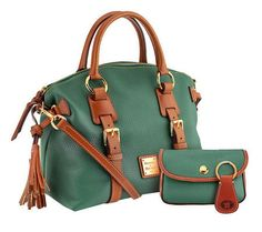 Looking for the perfect gift (for yourself)? This Dooney & Bourke is just the thing.