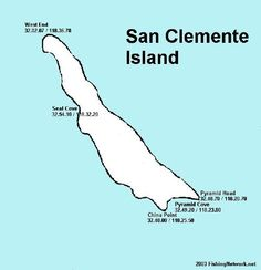 Reports,tips, maps, forum, message board for freshwater and ocean fishing in Southern and Northern California. Central California, Northern California, San Clemente Island, Left Coast, Message Board, Coastal, Fishing, Sun, History