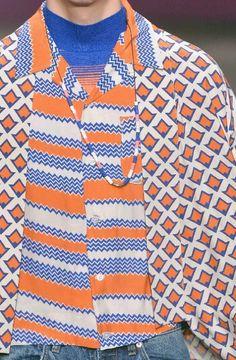 patternprints journal: PRINTS, PATTERNS AND DETAILS FROM RECENT LONDON FASHION WEEK (MENSWEAR SPRING/SUMMER 2015) / Topman Design