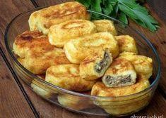 Farszynki Veggie Recipes, Beef Recipes, Great Recipes, Dinner Recipes, Cooking Recipes, Vegan Runner, Vegan Gains, Good Food, Yummy Food