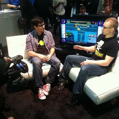 Anthony Carboni talking Retro City Rampage at GDC 2012