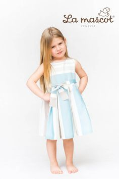 LaMascot #girldress #Madeinitaly