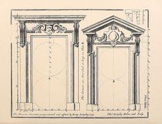 Designs for doorways