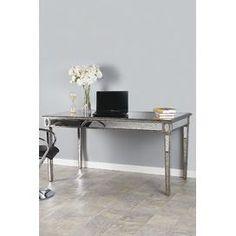 """Bordeaux Desk $505.95 @ Joss & Main - 35"""" H x 39"""" W x 30"""" D (no drawers though)"""