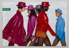 Filed under United Colors of Benetton S/S 1992 Lookbook by lookbooks