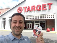 Get discounted Disney gift cards at Target! -- #DisneyGiftCards #DisneyOnABudget #DisneyWorldDiscounts #DisneylandDiscounts #DisneyWorld #Disneyland